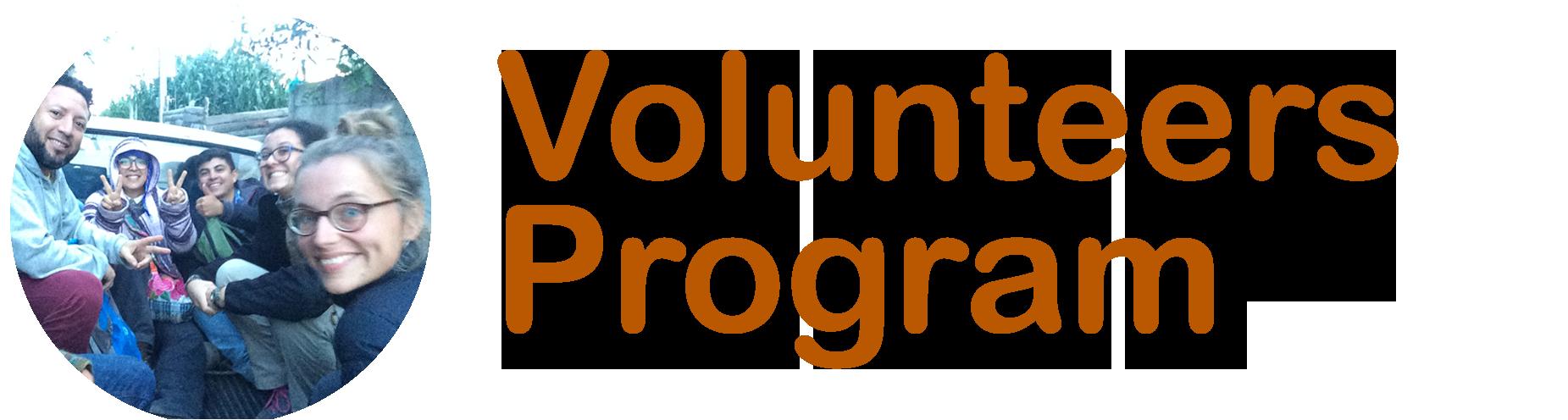 Volunteers Boton